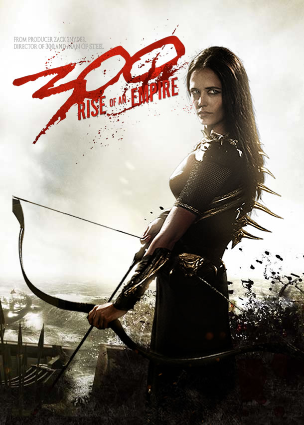POSTERS: 300 Rise of an Empire